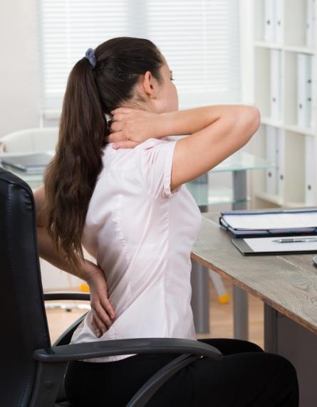 Hátfájdalom ülő munka