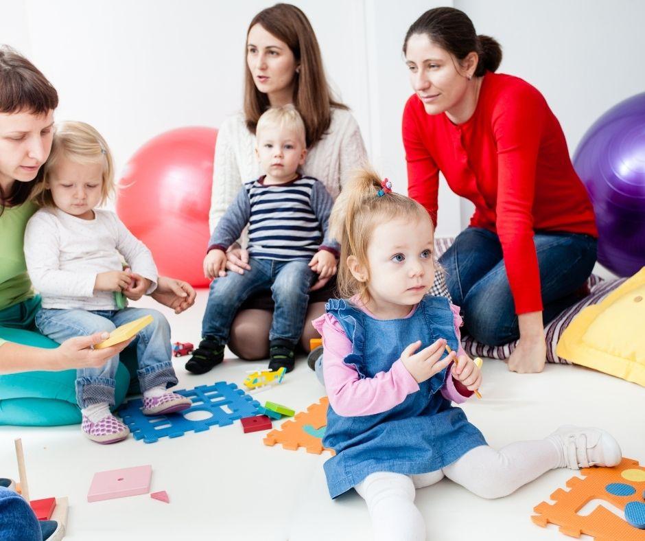 Alexander-technika Csoportos kisgyermekes foglalkozások